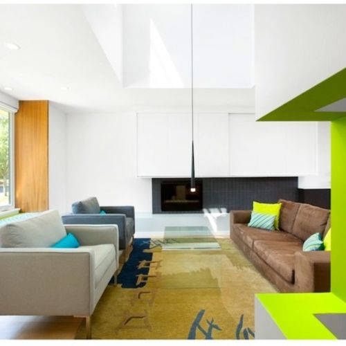 Modern, Sustainable, and Customized Renovation Design Services