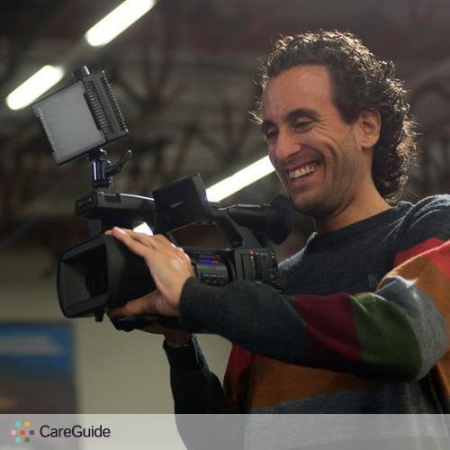 Videographer Provider Antonio O's Profile Picture