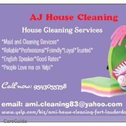 Housekeeper Provider Aj Brett's Profile Picture