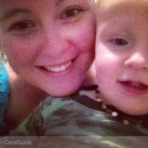 Canadian Nanny Provider Katrina Kupferschmidt's Profile Picture