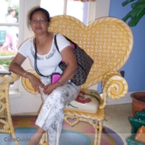 Canadian Nanny Provider Imelda J's Profile Picture