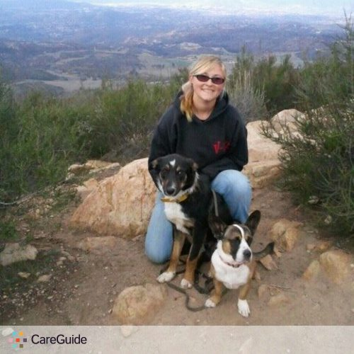 Pet Care Provider Nichole Hartmann's Profile Picture