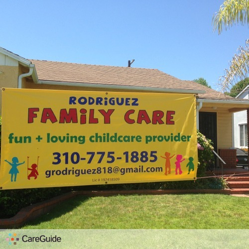 Child Care Provider Gabriela Rodriguez's Profile Picture