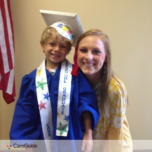 Child Care Provider Rebecka Sturm's Profile Picture