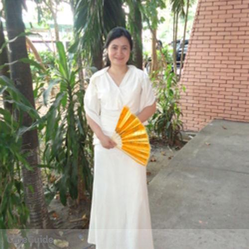 Canadian Nanny Provider Lea Ramirez's Profile Picture