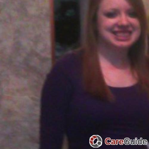 Child Care Provider Danielle  Suto's Profile Picture