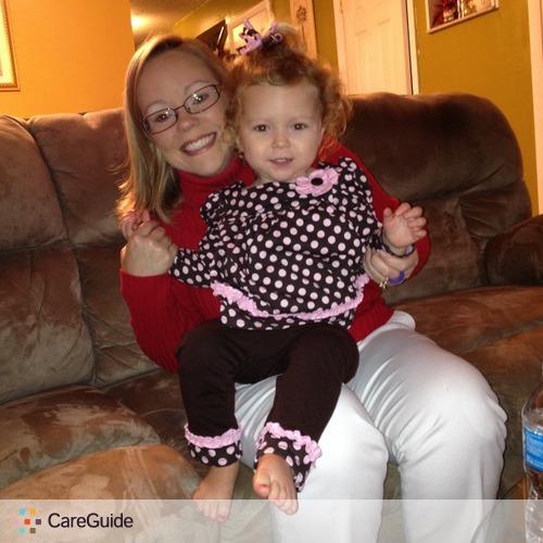 Child Care Provider Kristy B's Profile Picture