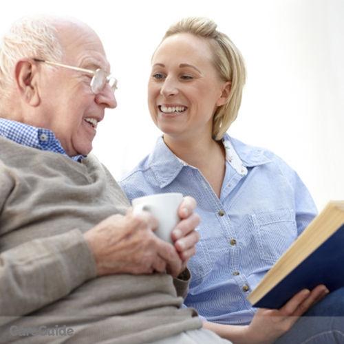 Elder Care Job Eliza Zammit's Profile Picture