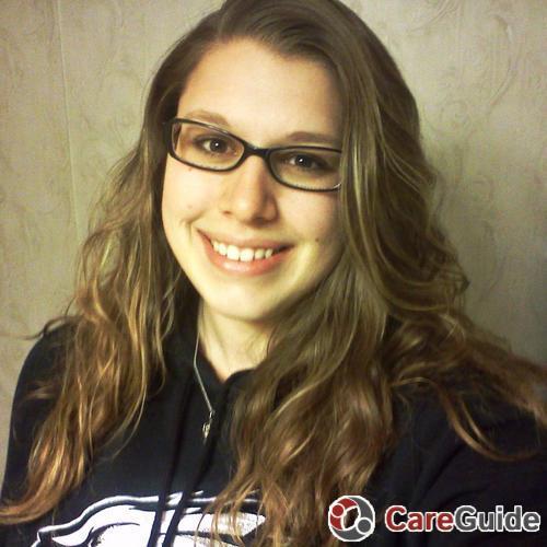 Child Care Provider Jillian Radcliffe's Profile Picture