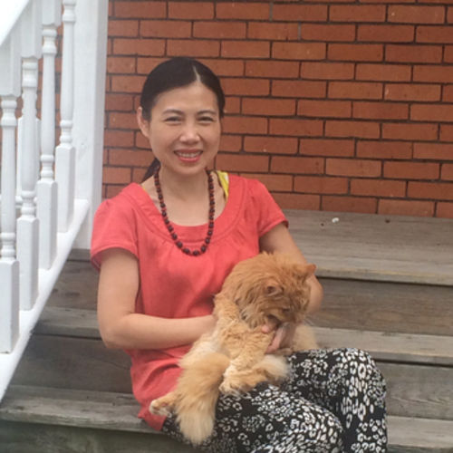 Canadian Nanny Provider Tian Yue Chow's Profile Picture