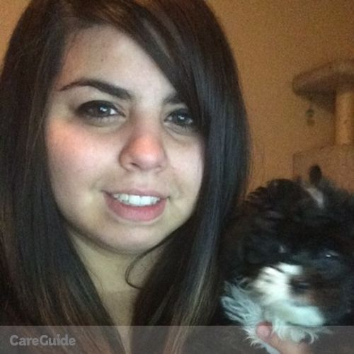 Pet Care Provider Andrea G's Profile Picture