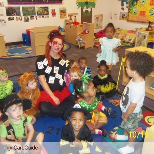 Child Care Provider Erica ball's Profile Picture