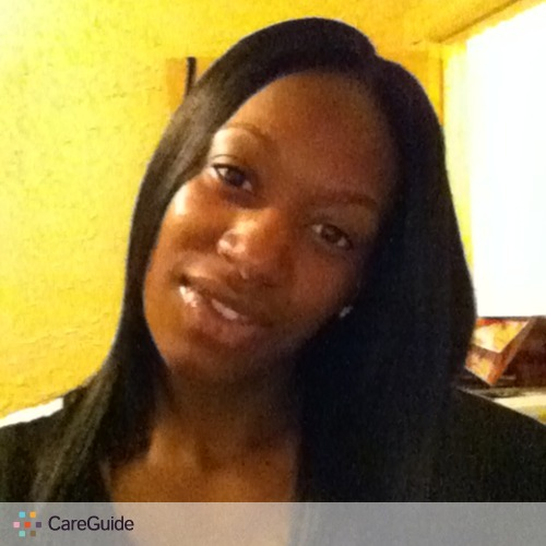 Child Care Provider Symphanie Davis's Profile Picture