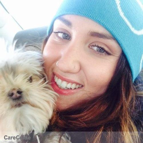 Canadian Nanny Provider Caitlin Nicodemo's Profile Picture