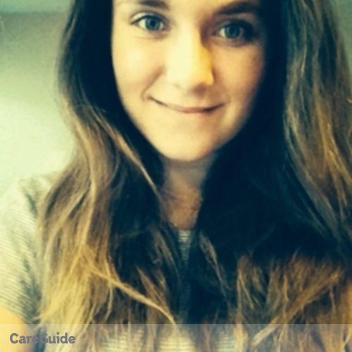 Canadian Nanny Provider Brianna Beauchamp's Profile Picture