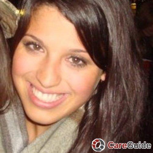 Child Care Provider Kendall Thomas's Profile Picture