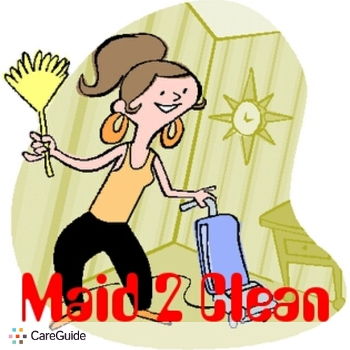 Housekeeper Provider Maid 2 Clean's Profile Picture