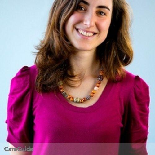Canadian Nanny Provider Irene Negri's Profile Picture
