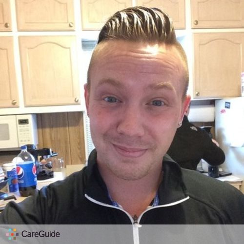 Housekeeper Provider Daniel Patchak's Profile Picture