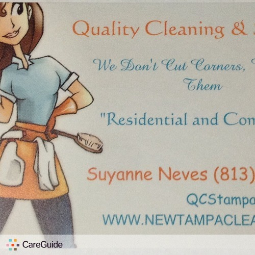 Housekeeper Provider Suyanne Neves's Profile Picture
