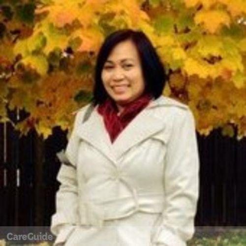 Canadian Nanny Provider Mafe Bullon's Profile Picture