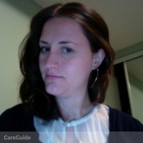 Canadian Nanny Provider Christine Larsen's Profile Picture