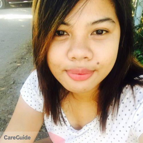 Canadian Nanny Provider Angelica Bautista's Profile Picture