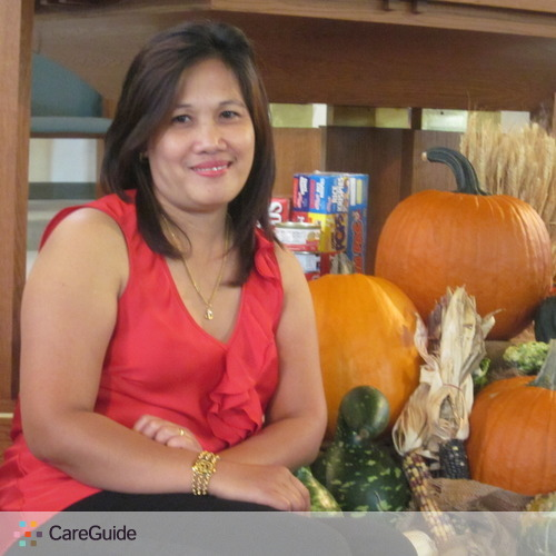 Child Care Provider Ofelia Reg's Profile Picture