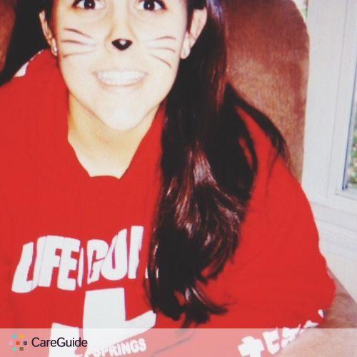 Pet Care Provider Mackenzie Kuchaes's Profile Picture