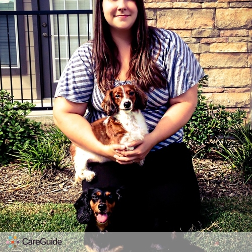 Pet Care Provider Courtney Riner's Profile Picture