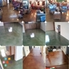Acid concrete stain and Epoxy coatings