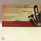 Handyman in Spring Hill