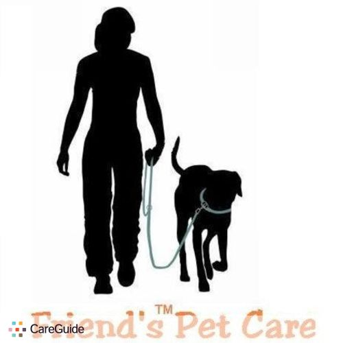 Pet Care Provider Friend's Pet Care's Profile Picture