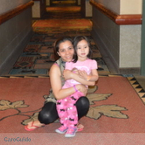 Canadian Nanny Provider Rochelle Panagan's Profile Picture