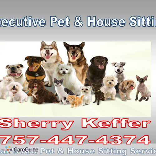 Pet Care Provider Noah's Ark Pet & House Sitting's Profile Picture