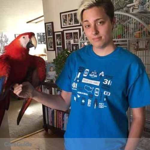 Pet Care Provider Summer W's Profile Picture