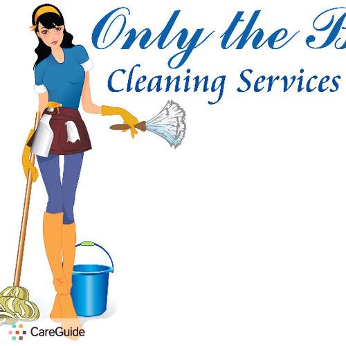 Housekeeper Provider SANDRA MORENO's Profile Picture