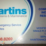 Martins Roofing Systems And Maintenance