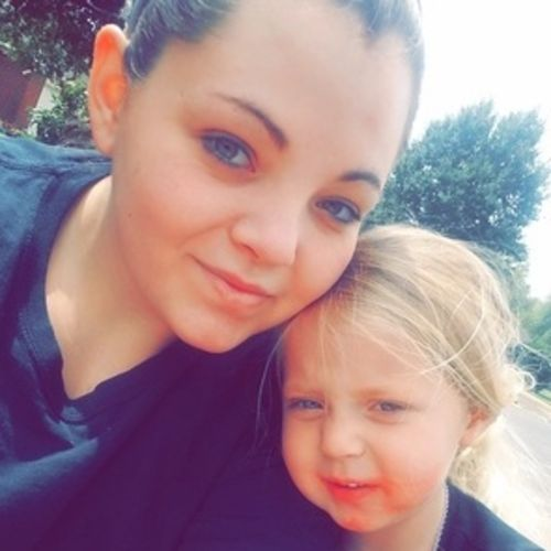 Child Care Provider Samantha Anderson's Profile Picture