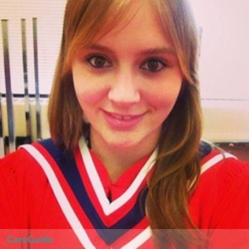 Canadian Nanny Provider Jessica Pye's Profile Picture