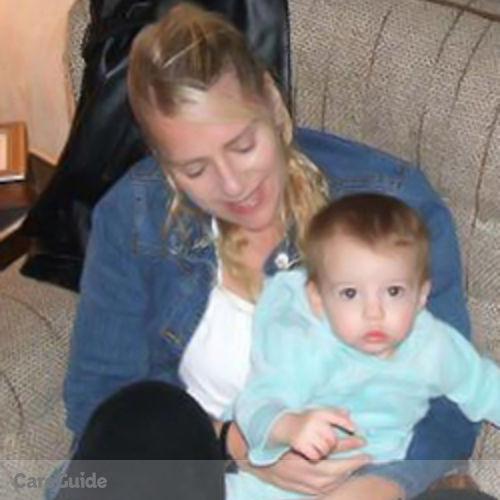 Canadian Nanny Provider Nicole Daigle's Profile Picture