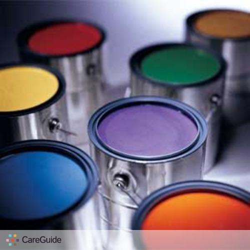 Painter Provider Darius S's Profile Picture