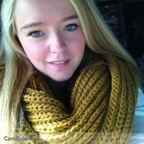 Canadian Nanny Provider Anastasia Gerlitz's Profile Picture
