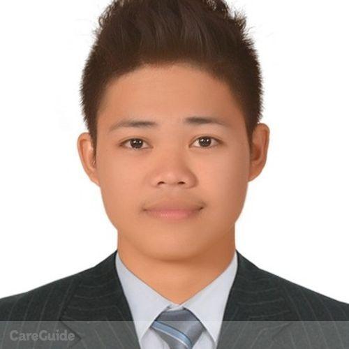Child Care Provider Aljun Bello's Profile Picture