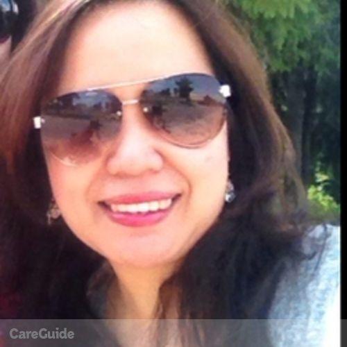 Canadian Nanny Provider Lorelie 's Profile Picture