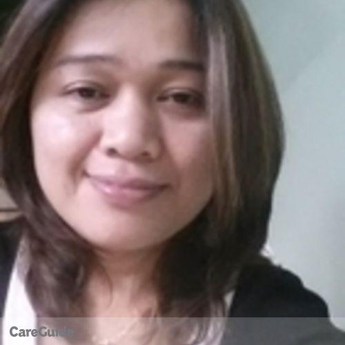 Canadian Nanny Provider Elizabeth Lozano's Profile Picture