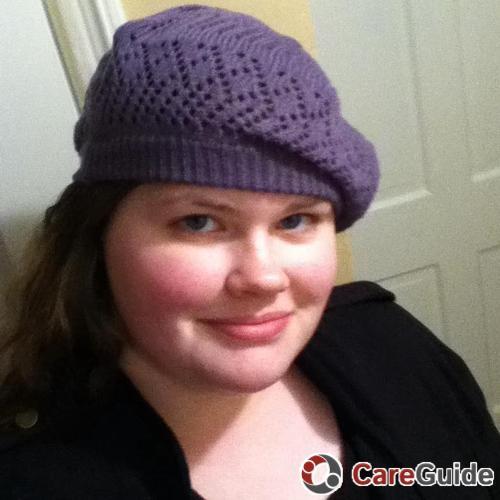 Child Care Provider Jessica Hefner's Profile Picture