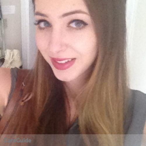 Canadian Nanny Provider Alexandra F's Profile Picture