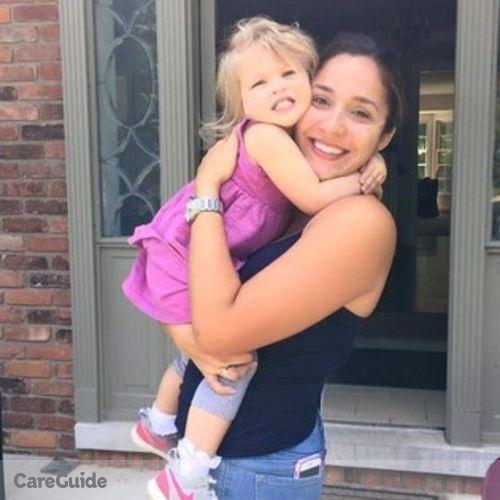 Canadian Nanny Provider Amanda Vasconcelos's Profile Picture