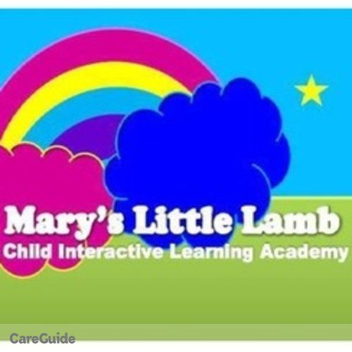 Child Care Provider Mary's Little Lamb's Profile Picture